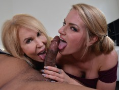 Rachael Cavalli in Step Mom BJ!
